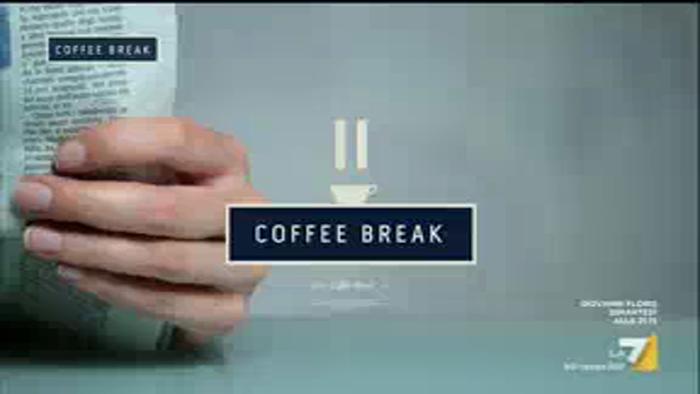 BANCHE, RISPARMIO E DIAMANTI, SILEONI A COFFEE BREAK
