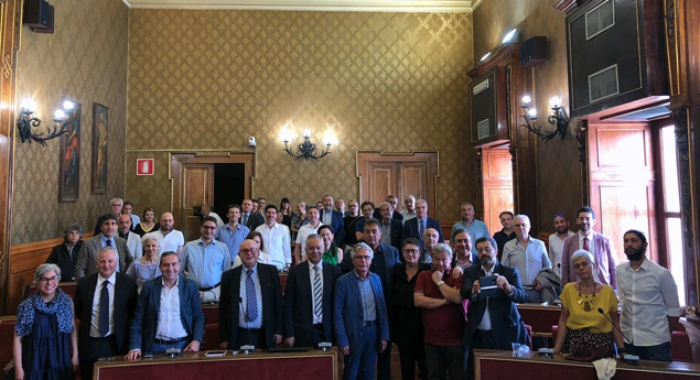 Sileoni in Sicilia al seminario sull'
