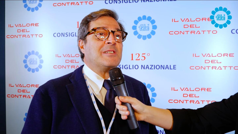 125° Consiglio Nazionale - LE INTERVISTE: Gabriele Capolino, direttore Milano Finanza