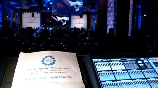 125° Consiglio Nazionale - IL BACKSTAGE: primo giorno