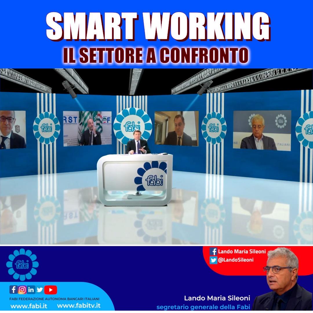 DIGITALE E SMART WORKING, IL SETTORE DEL CREDITO A CONFRONTO