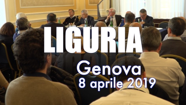 Tappa a Genova per la Liguria - Contratto on the road