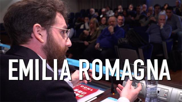 ATTIVI REGIONALI FABI - Tappa a Bologna