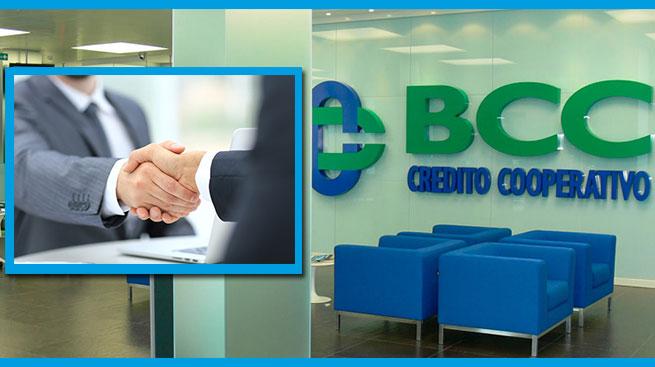 BCC, rinnovato contratto con 85 euro d'aumento in busta paga