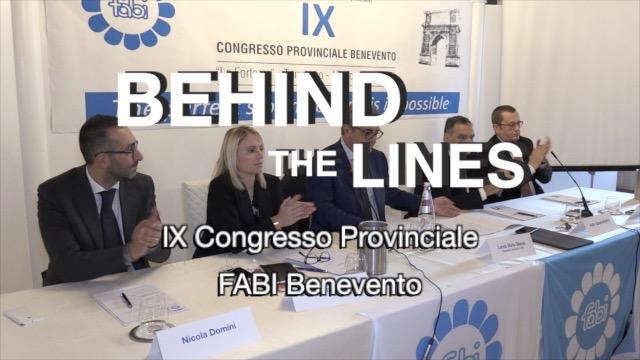 Congresso FABI Benevento