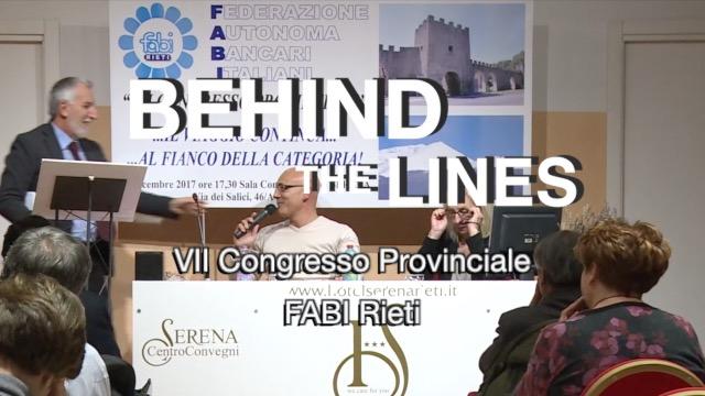 Congresso FABI Rieti