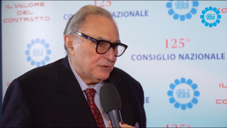 125° Consiglio Nazionale - LE INTERVISTE: Giulio Sapelli, economista e storico