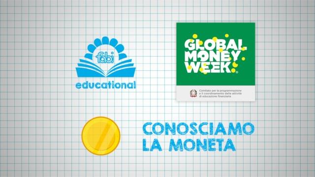 2 - FABI EDUCATIONAL - Conosciamo la moneta (6-12 anni)