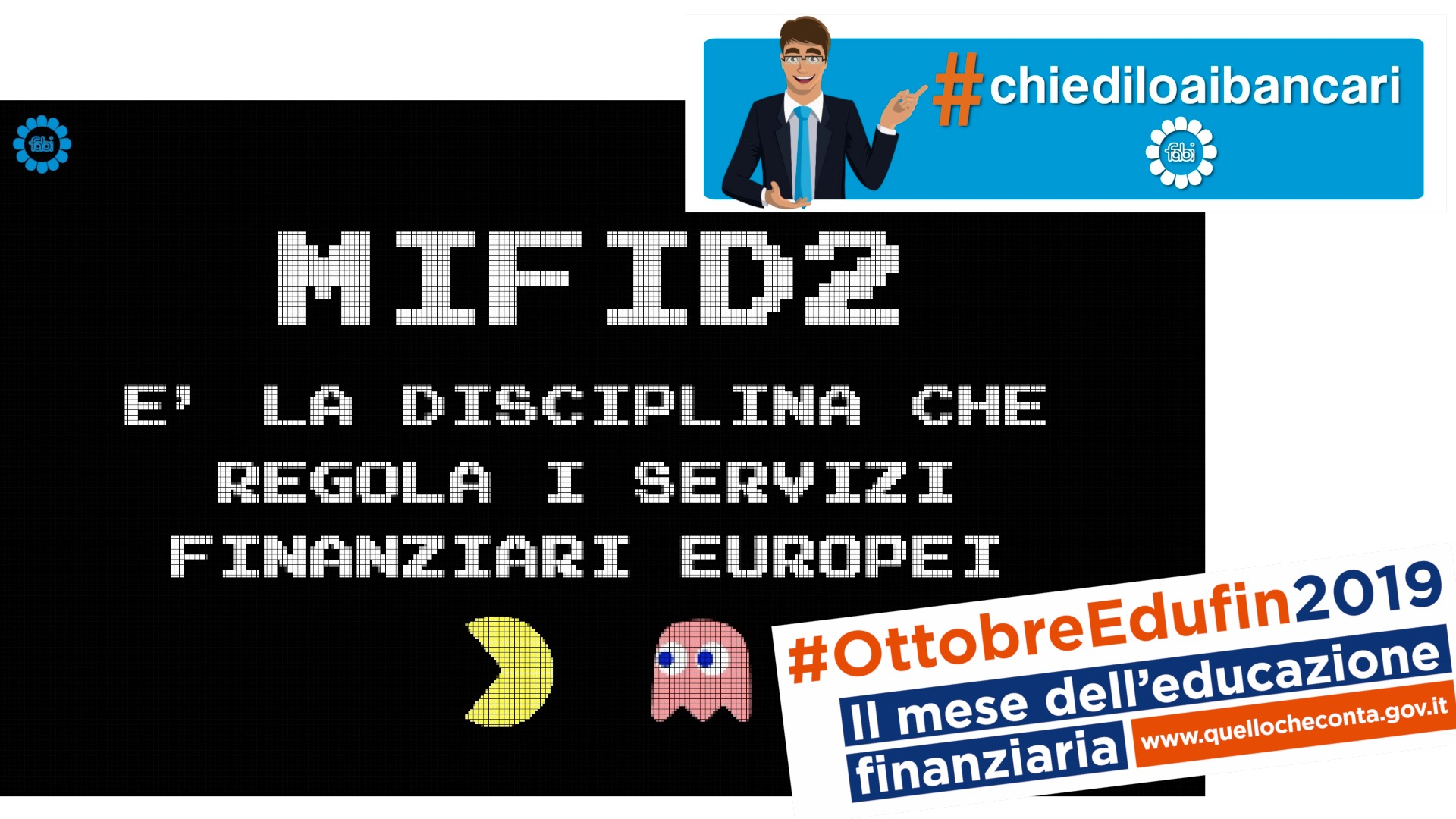 #CHIEDILOAIBANCARI, ECCO IL QUINTO VIDEO: MIFID2