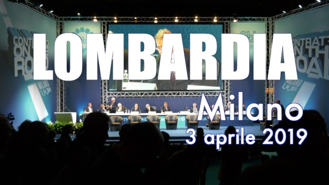 Tappa a MILANO per la Lombardia - Contratto on the road