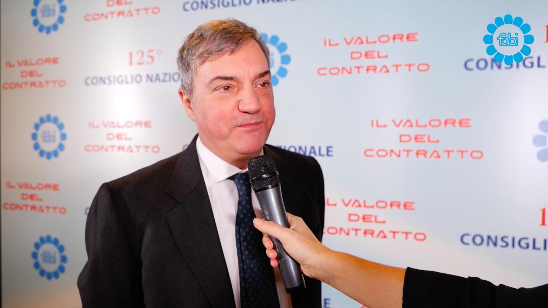 125° Consiglio Nazionale - LE INTERVISTE: Giuseppe De Filippi, Vicedirettore Tg5