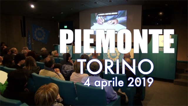 Tappa a Torino per  il Piemonte-Contratto on the road