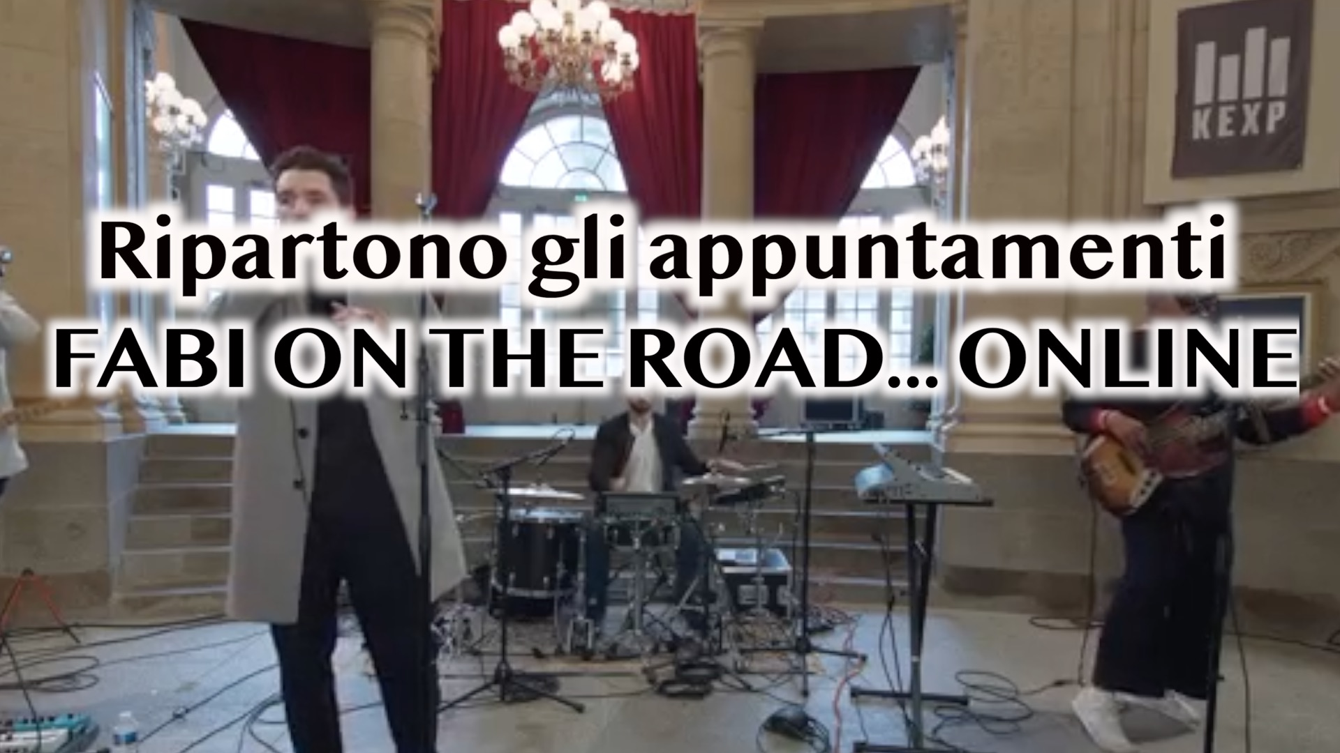 Riparte FABI ON THE ROAD ONLINE