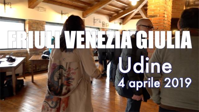 Tappa a Udine per  il Friuli Venezia Giulia -Contratto on the road