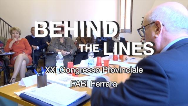 Congresso FABI Ferrara