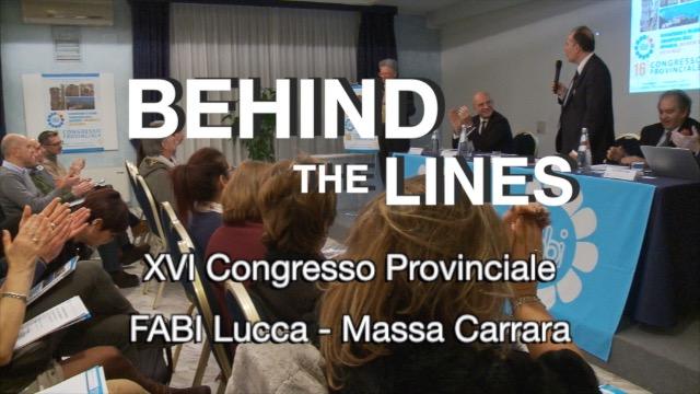 Congresso FABI Lucca - Massa Carrara
