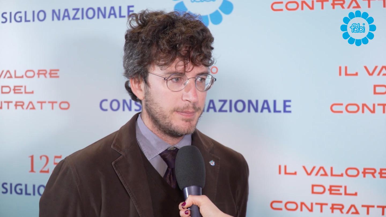 125° Consiglio Nazionale - LE INTERVISTE: Diego Fusaro, filosofo