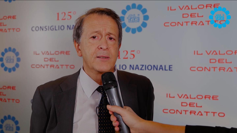 125° Consiglio Nazionale - LE INTERVISTE: Fabio Tamburini, direttore Sole 24 Ore