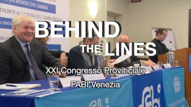 Congresso FABI Venezia
