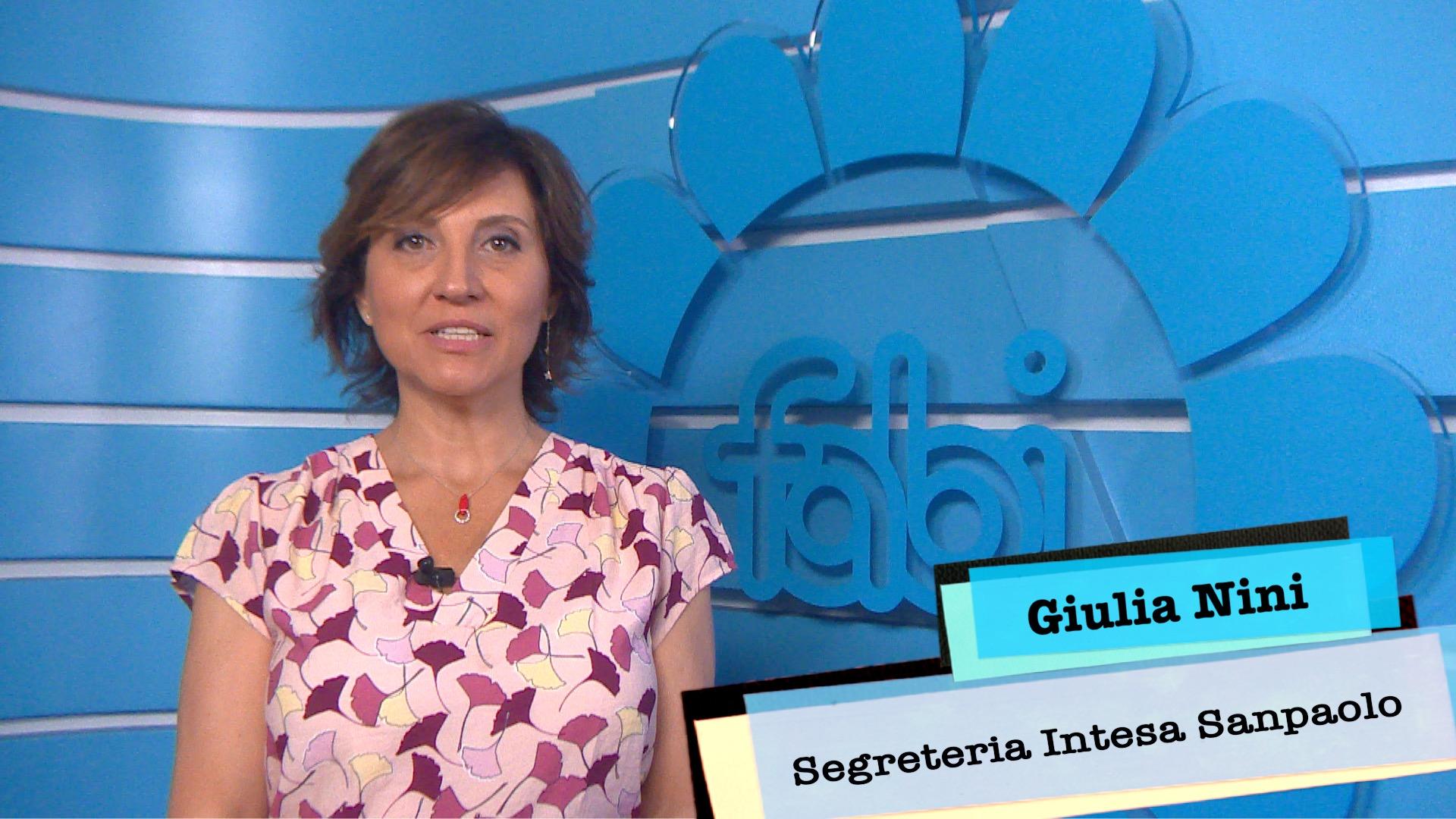 INTESA SANPAOLO - FOCUS ACCORDI: Nuove regole in materia di maggiore prestazione lavorativa