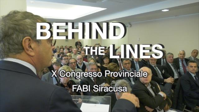 Congresso FABI Siracusa