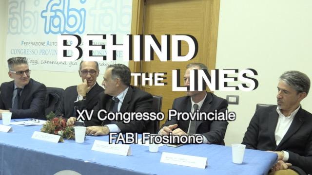 Congresso FABI Frosinone