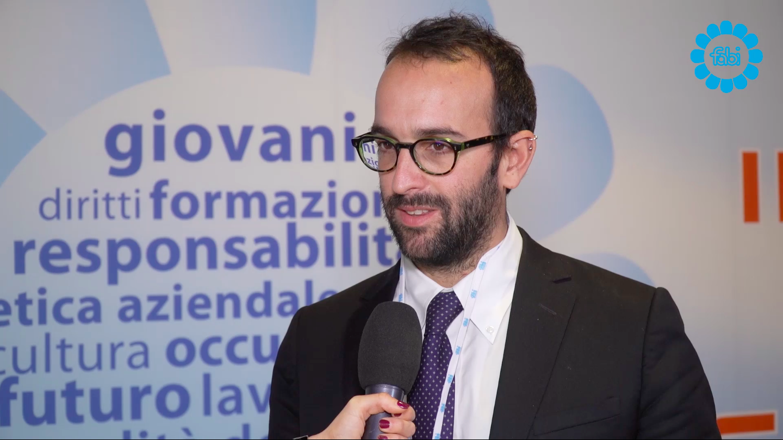 125° Consiglio Nazionale - LE INTERVISTE: Claudio Cerasa, direttore Il Foglio