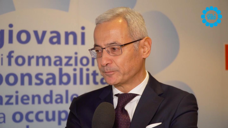 125° Consiglio Nazionale - LE INTERVISTE: Salvatore Poloni, presidente Casl Abi