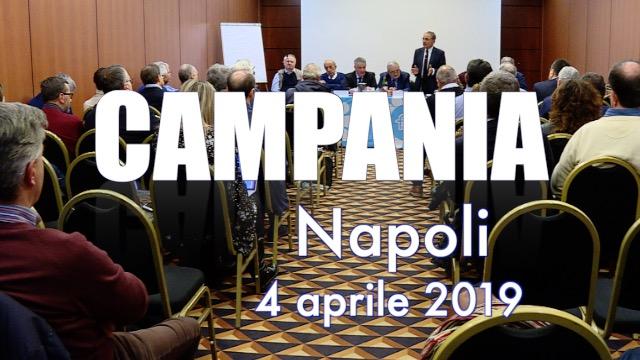 Tappa a Napoli per la Campania - Contratto on the road