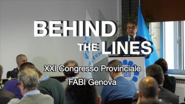 Congresso FABI Genova
