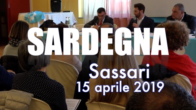 Tappa a Sassari per la Sardegna - Contratto on the road