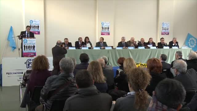 Verso la FABI 2.0 - Congresso provinciale Messina